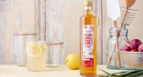 Get Your Free Bottle of Organic Apple CiderVinegar