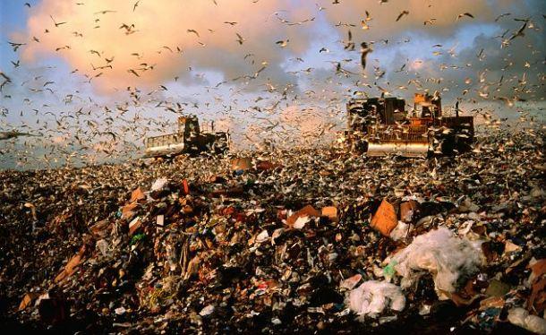 Cheshire  landfill site